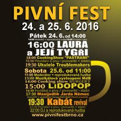 Pivní fest 2016