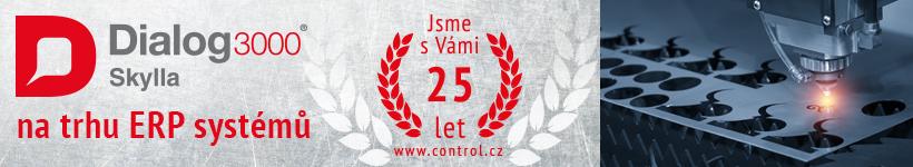Dialog3000 Skylla - 25let control.cz