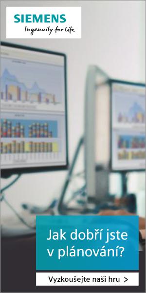 Siemens - jak jste dobří v plánování