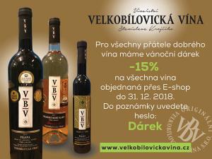 Velkobílovická vína
