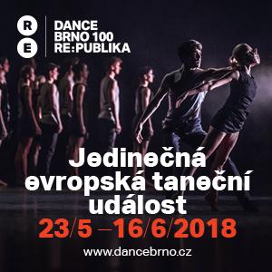 NDB – festival Dance Brno 2018