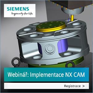 Siemens - NX CAM